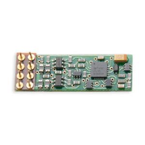 Digitrax-DN146IP-1-Amp-N-HO-Scale-Integrated-DCC-Medium-Plug-Mobile-Decoder