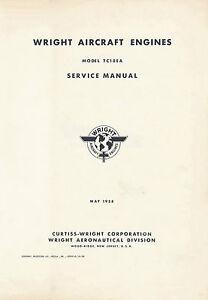 WRIGHT-R-3350-CYCLONE-988-TC18EA-SERVICE-MANUAL-1958