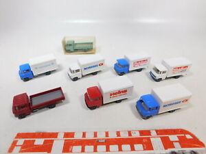 CA468-0-5-8x-Wiking-1-87-H0-Transporter-MB-T2-271-Packfisch-Heins-etc-s-g