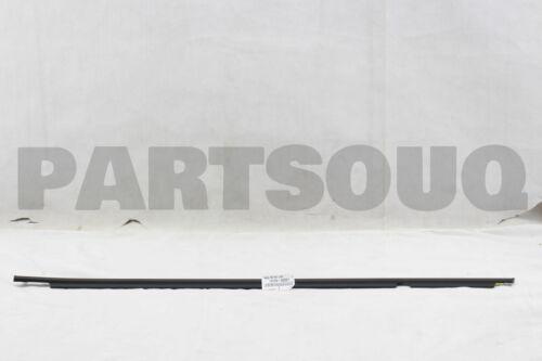 7573042021 Genuine Toyota MOULDING ASSY REAR DOOR BELT RH 75730-42021