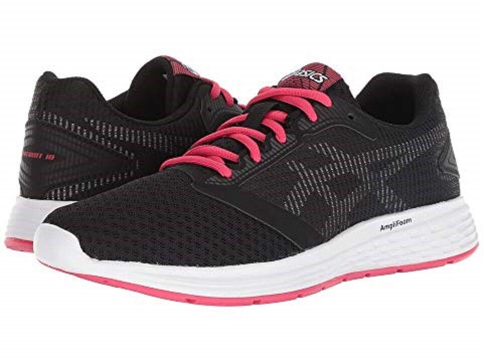 ASICS 1012A117.001 PATRIOT 10 Wmn's (M) Noir/Rose Mesh Running Chaussures