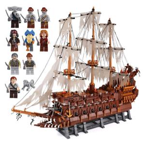 Olandese-Volante-Pirati-Dei-Caraibi-Compatibile-3642-pz-The-Flying-Dutchman