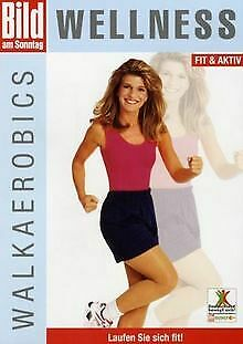 BamS - Walkaerobics: Lauf Dich Fit | DVD | Zustand gut