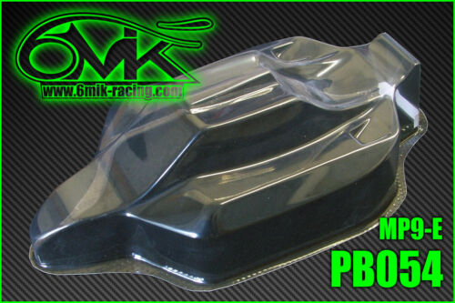 PB054 6Mik Carrozzeria Lexan 1.0mm per Kyosho MP9e Elettrica