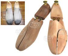 2 x Shoe Stretcher Cedar Wood Wooden Tree Shaper US 8-9/US 7-8