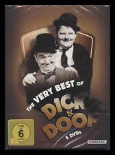 DVD STAN LAUREL & OLIVER HARDY - THE VERY BEST OF DICK & DOOF - 5 DISC BOX SET *