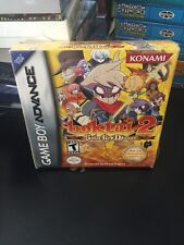 BOKTAI 2 SOLAR BOY DJANGO Game Boy Advance GBA New Sealed
