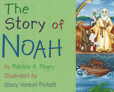 The Story of Noah by Patricia A. Pingry (Board book, 2007)