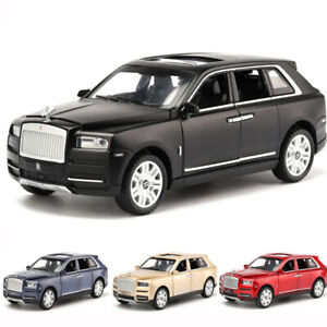 Rolls-Royce-Cullinan-SUV-Diecast-Metal-Car-Models-High-Simulation-1-32-UK-SELLER