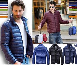 LOW-Price-Factory-Sale-men-039-s-Ultralight-Hooded-90-Down-Jacket-Puffer-Parka-coat