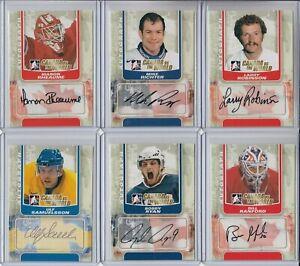 2011-12-ITG-Canada-vs-The-World-Autographs-ALRO-Larry-Robinson