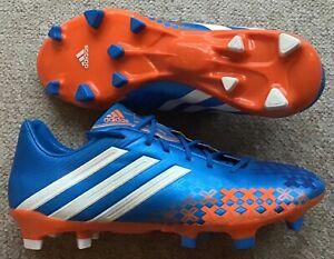 Détails sur Nouveau Adidas Predator LZ FG Football Boots UK 8 afficher le titre d'origine