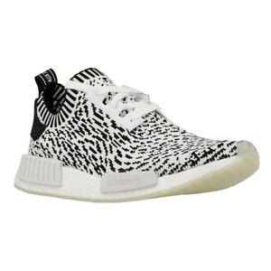 bc95b5526fa Adidas NMD R1 PK White Black White Zebra Pack Primeknit BZ0219 (433 ...
