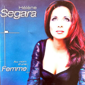Hélène Segara CD Au Nom D'Une Femme - France