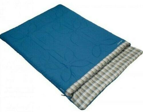 Vango Aurora Double Sac de couchage bleu ciel