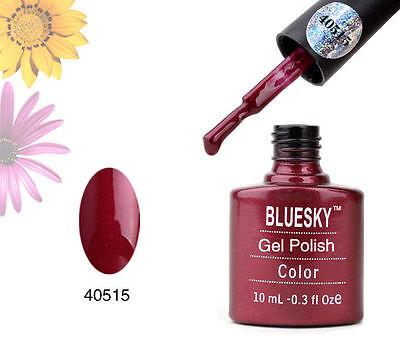 BLUESKY HALLOWEEN COLOURS UV LED  SOAK OFF GEL