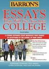 Essays That Will Get You into College by Chris Dowhan, Adrienne Dowhan (Paperback, 2014)