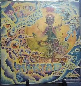 NEKTAR Recycled Album Released 1975 Vinyl/Record Collection GERMAN pressed
