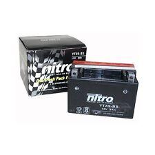 Nitro Motorradbatterie YTX9-BS 12V 8 Ah - Batterie YTX 9 BS