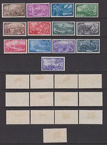 ITALY-1948-Risorgimento-Mint-Sc-495-506-E26-Sa-580-591-E32