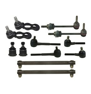 9 New Pc Suspension Kit for Jeep Cherokee Comanche Grand Cherokee Tie Rod Ends