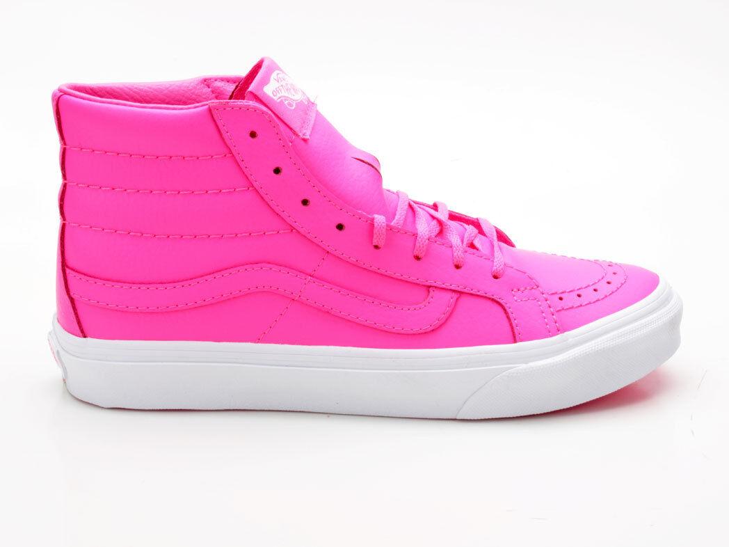 Vans Sk8-Hi Slim VN0A32R2MW4 Neon Pink Pink Neon 4705dc