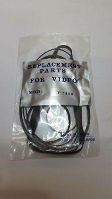 LOT OF 2 6 V-5310C VIDEO BELT KIT FOR TOSHIBA