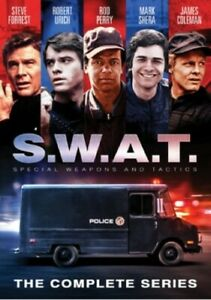S-W-A-T-1975-The-Complete-Series-SWAT-6-Disc-DVD-NEW