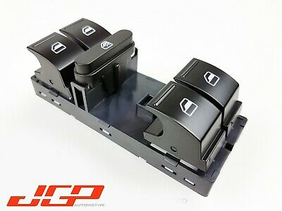 Seat Altea Ibiza Leon Front Drivers O//S Electric Window Switch 4 Door 1K4959857B