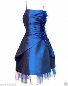 Robe-de-soiree-cocktail-ceremonie-mariage-T-34-a-54-BLEU-Evening-dress