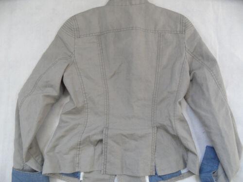 Blazer 36 Beautiful Lin Marc Polo O Gr 1018 Taupe Bw Top PqnRU