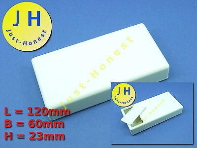 Universal Kunststoff Gehäuse / Plastic Case mit Batteriefach Enclosure #A272