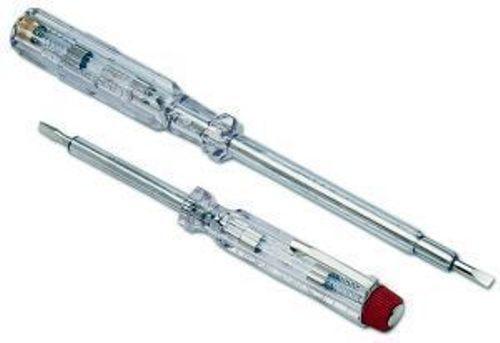 2pc eléctrica Red Tester Electricistas aislados Destornillador ce//rohs Certificada