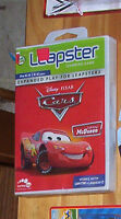 Leap Frog Leapster 2 Disney Pixar Cars Lightning Mcqueen Game