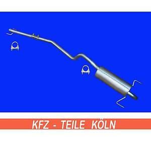 Opel-Astra-H-1-3-CDTI-1-7-CDTI-Muffler-Exhaust-Pipe