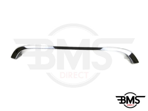 Trim R55 R56 R57 Cooper Pre-LCI Chrome Front Bonnet Hood New BMW MINI One
