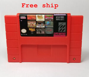 Super-100-In-1-Game-Cartridge-16-Bit-Multicart-US-NTSC-SNES-For-Super-Nintendo