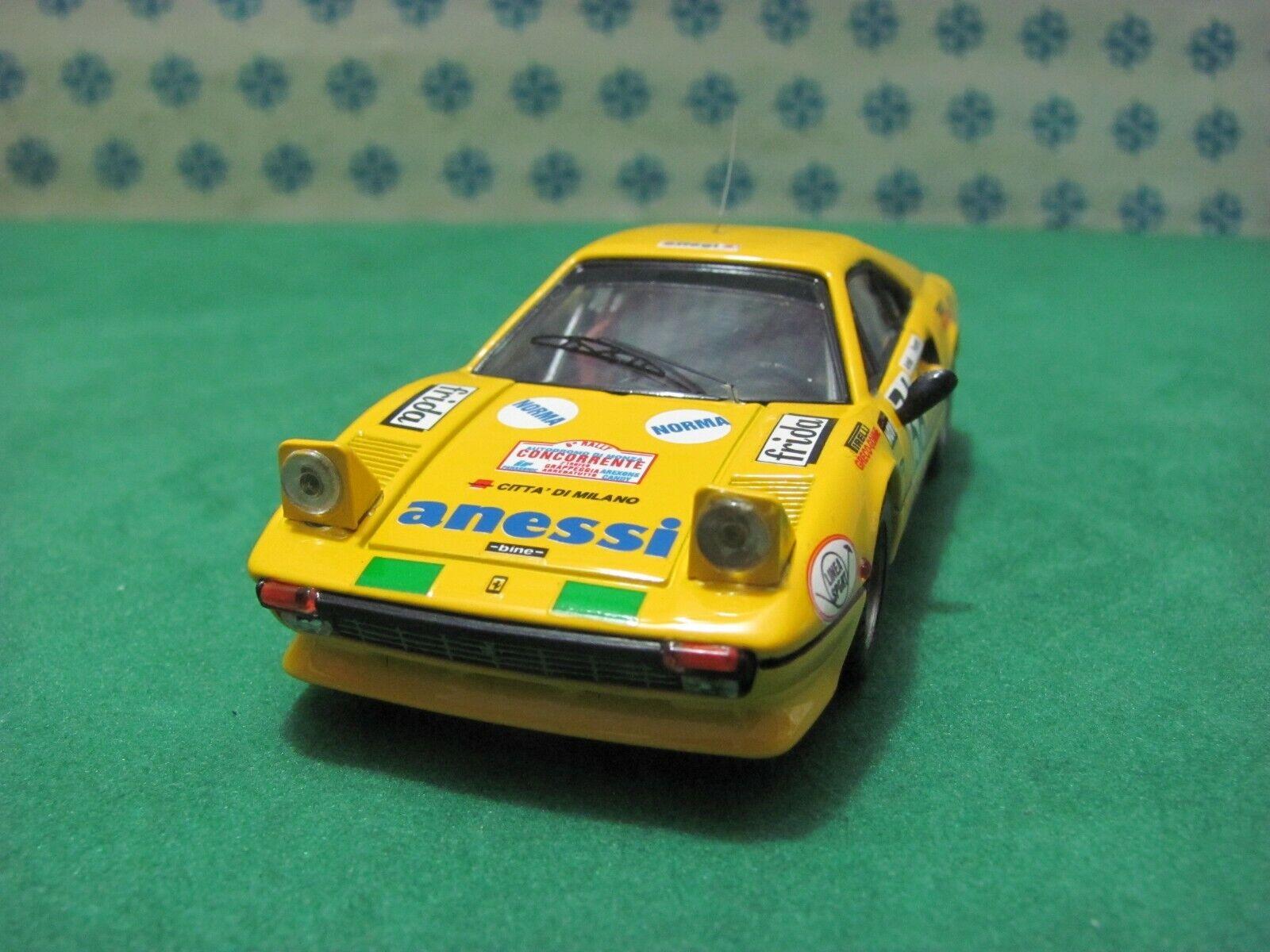 nuovo di marca FERRARI 308 308 308 GTB B 3000cc. coupè   Monza 1983    - 1 43 Best 9368  garanzia di qualità