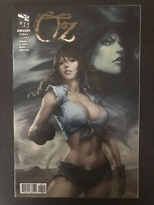 Oz-1-Artgerm-Variant-2013-Comic-Book