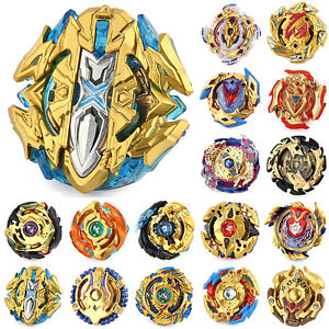 Beyblade-Burst-Metal-Plastic-Bayblade-Top-Without-Launcher-Multi-Styles-Gift-AU
