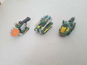 transformers Armada / Energon  Road Wrecker minicon Team