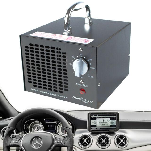 Ozone Generator Odor Eliminator Car Air Freshener Room RV Auto Home  Eliminate 3