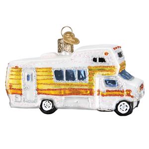 034-Classic-Motorhome-034-46069-X-Old-World-Christmas-Ornament-w-OWC-Box