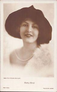 Betty-Bird-Ross-Star-Postcard-Ak-D-91