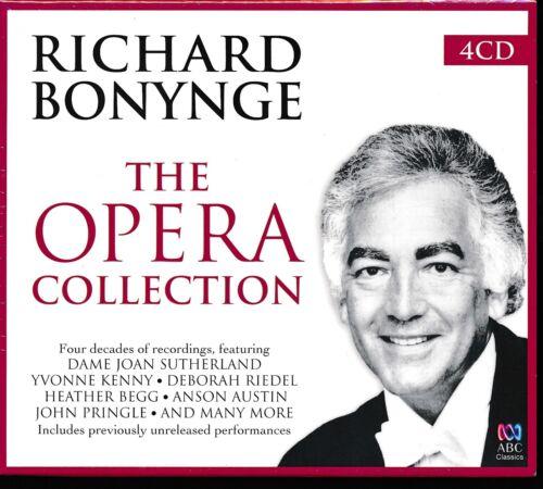 1 of 1 - Richard Bonynge The Opera Collection CD NEW Jpan Sutherand Riedel Begg Pringle