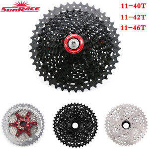 SunRace-8-9-10-11-Speed-MTB-Bike-Cassette-fit-Shimano-SRAM-Mountain-Freewheel