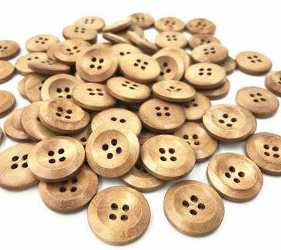 Knebelknöpfe 50mm x 13mm Hornknopf Coffee Braun Toggle Button Scrapbooking