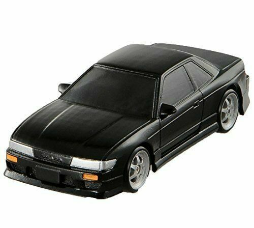 Takara Tomy Drift Package Nano 03 Nissan Silvia S13 Black