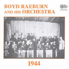 Boyd Raeburn and His Orchestra 1944 by Boyd Raeburn Orchestra (CD, Aug-1994, Circle)