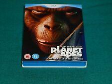 Planet Of The Apes Collection (5 Blu-Ray) [Edizione: Regno Unito]